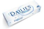 soczewki Dailies 30 sztuk