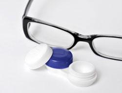 okulary i soczewki kontaktowe